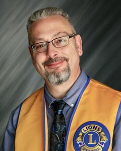 John Braunreiter Plymouth Wisconsin Lions Club member