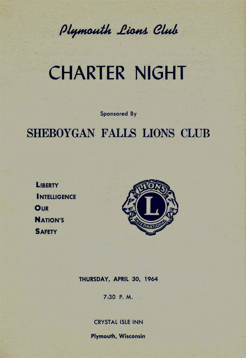 plymouth-lions-club-charter-night-program-cover-1964